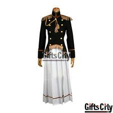 Hetalia: Axis Powers Japan Honda Kiku Reversion Female Clothes Cosplay Costume