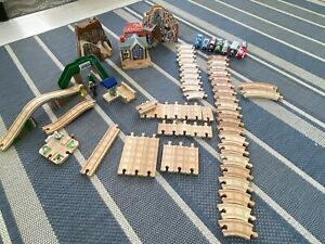 Wooden Thomas The Tank Engine Tracks And Trains GUC