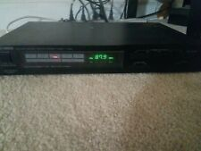 YAMAHA T-500 Natural Sound AM/FM Digital Stereo Tuner - Un-Tested