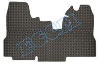 FORD TRANSIT MK7 VAN (2007-2014) RUBBER FLOOR MAT FULLY TAILORED (3MM & 5MM CHE