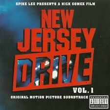 New Jersey drive  vol. 1 - CD 1995 - NUOVO