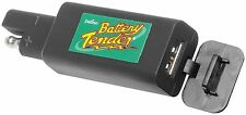 Battery Tender USB Charger Quick Disconnect Plug  081-0158*