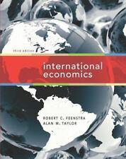 International Economics by Feenstra, Robert C.third edition