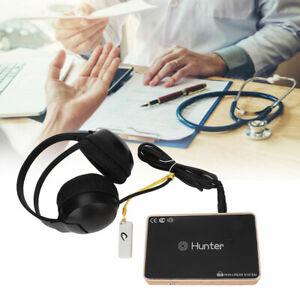 18D Hunter 4025 SubHealth Analyzer Diagnostic Quantum Bioresonance Detector Test