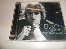 CD JOHN LENNON-Lennon Legend