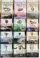 Winston Graham Poldark Series Books Collection Set A Novel of Cornwall Vol 1 -12