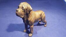 Mastiff Debout Froid Cast Bronze dannyquest sculpture