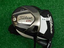 Titleist 910D3 8.5* Driver Diamana S+ Ltd 60 Stiff Graphite w Headcover & Tool