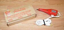 Vintage Wen (Model 21) Red 12W 120V 60Hz Electric Pencil Engraver **U.S.A.**