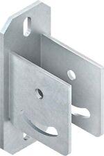 Niedax Schraubkopfplatte KUGH 5050 E5 rostfreier Stahl Schraubkopfplatte