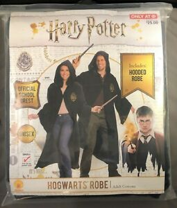 New in Package HARRY POTTER Hogwarts School Robes Adult small Unisex