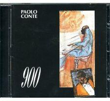 Paolo Conte - 900 [New CD]