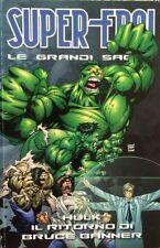 SUPER-EROI LE GRANDI SAGHE 65 - HULK IL RITORNO DI BRUCE BANNER