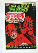 THE FLASH #163 (FN/VF) THE FLASH STAKES HIS LIFE ON YOU!