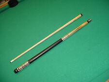 BUSHKA HIGHWAYMAN 21 oz CUE WITH LD SHAFT billiards pool  13-1119