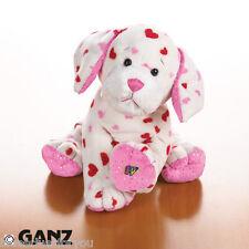 WEBKINZ  Love Puppy Rare Dog Hearts  HM131 NEW Sealed Unused Code Sweet