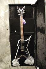Dean Guitar Dimebag Razorback Two Tone Silver Blast NEW Case Dealer Pantera