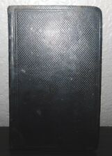 1846 VOICE OF WARING by Parley P Pratt LDS Mormon Book LEATHER   RARE