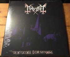 Mayhem De Mysteriis Dom Sathanas LP Record Gatefold Colored Vinyl Sealed