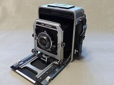 Graflex 4x5 Super Graphic Press/Field Camera w/Optar 4.7/135mm Graflok - Ex.Cond