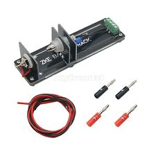 32650 26650 21700 AAA 18650 Quad 4 Battery Test Stand Battery Holder 10A BUY-