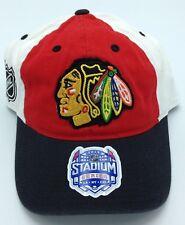 NHL Chicago Blackhawks 2014 Stadium Series Reebok Adult Adjustable Fit Cap NEW
