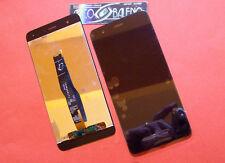 """P1 DISPLAY LCD+ TOUCH SCREEN PER HUAWEI NOVA 5"""" VETRO CAN-L01 L02 NERO RICAMBIO"""