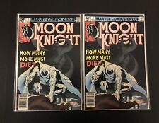 Moon Knight #2 1980-2 Copies Optioned by HULU