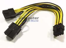 030-0571-000 NVIDIA Graphics Card Power Cable for Tesla K80 P100 P40 50cm