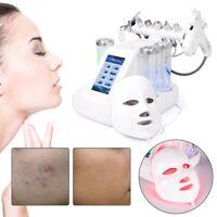 6/7/8 in 1 Hydra Peeling Dermabrasion RF Ultrasonic BIO Facial Beauty Machine