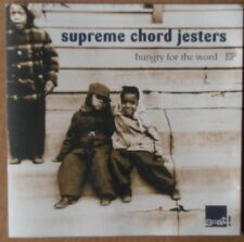 Supreme Chord Jesters - Hungry for the Word - CD