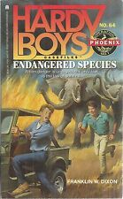 Endangered Species and Operation Phoenix No. 64 by Franklin W. Dixon (1992,...