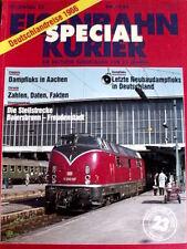 Eisenbahn Kurier SPECIAL n°23 - Deutschlandreise 1966 -  Tr.21