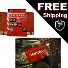 2 Pack Craftsman Red Automotive Fender Covers Made in U.S.A.