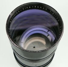 Schneider 100mm f2 Arriflex-Cine-Xenon Nikon SLR mount  #9928045