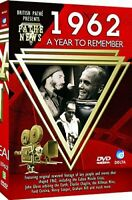 British Pathe News  A Year To Remember 1962 [DVD]