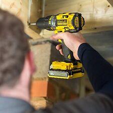 Avvitatori elettrici gialli Stanley per il bricolage e il fai da te