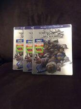 Teenage Mutant Ninja Turtles: Out of the Shadows (Blu-ray/DVD/Dig HD) STEELBOOK