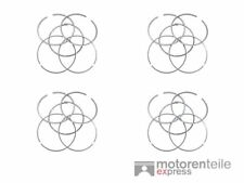 4 Kolbenringe Satz / Kolbenringsatz Goetze Engine STD FIAT LANCIA (1226398)