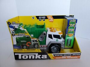 Tonka Mighty Force Lights & Sounds - Garbage Truck New (Box damaged)