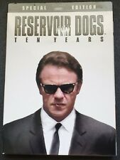 Reservoir Dogs (Dvd, 2002, Mr. White 10th Anniversary Limited Edition)