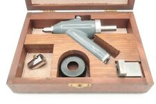 Center Scope Instrument Co Los Angeles Centering Scope With Edge Block