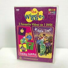 ABC For Kids The Wiggles 2 in 1 Favourites DVD R4 PAL AUS/NZ