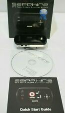 Snooper Sapphire Safety Alert Systems GPS Speed Camera Detection System NEW-232