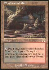 Fondrière sanguinolente - Bloodstained Mire - Carnage - Magic Mtg