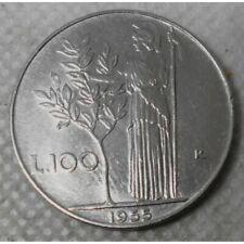 REPUBBLICA ITALIANA 100 Lire 1955 al 2001 FDC (UNC) / PROOF