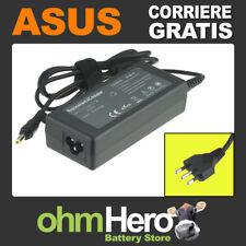 Alimentatore 12V 3A 36W per Asus Eee PC 1000HE
