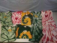 white // gold $19.99 KR3W Mono Tie Dye Tee K52452WHG