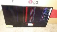 LG 40 inch LED TV broken screen for sale