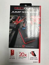 BRAND NEW Schumacher RedFuel Jump Starter SL161 Red Fuel Jumpstarter SL 161
